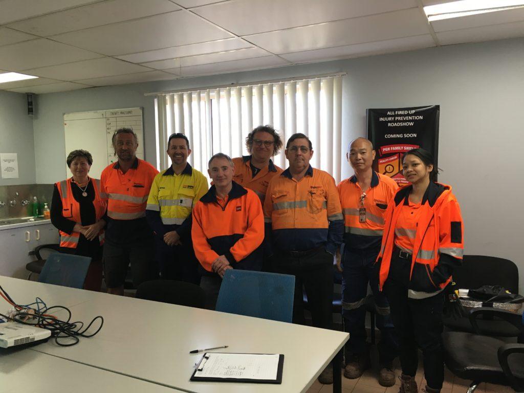 PGH Bricks & Pavers Mental Health Roadshow, Bringelly NSW.
