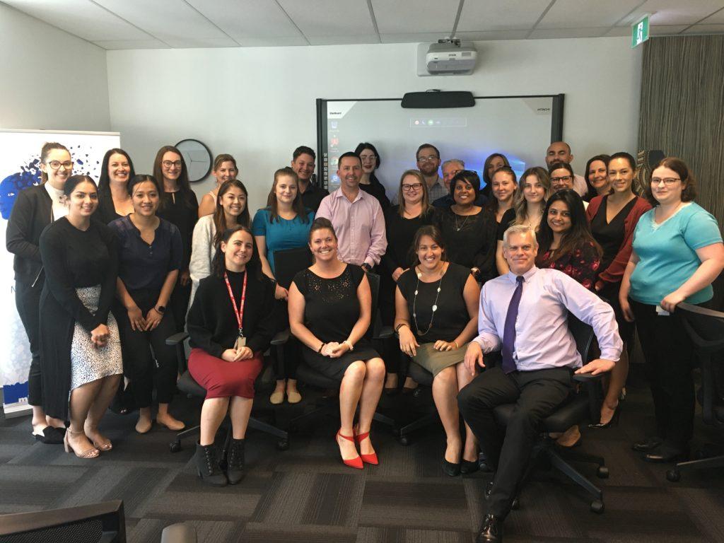 Chandler Macleod Group, Perth WA