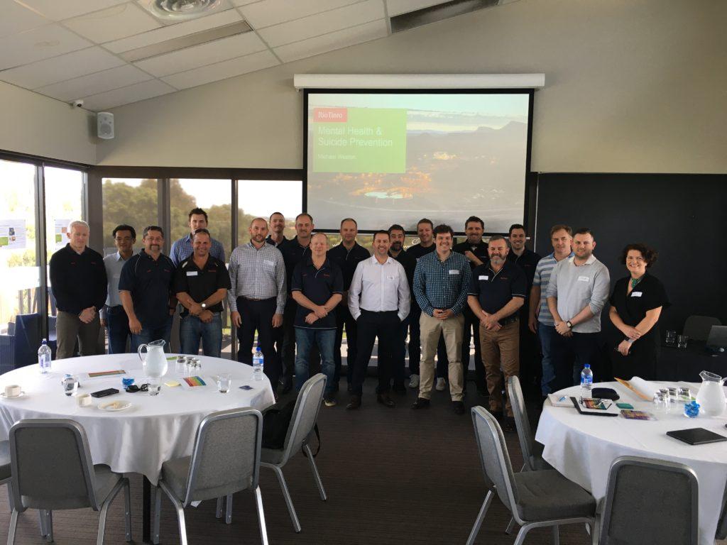 Rio Tinto Fixed Plant Superintendents Forum, Wembley Golf Course WA