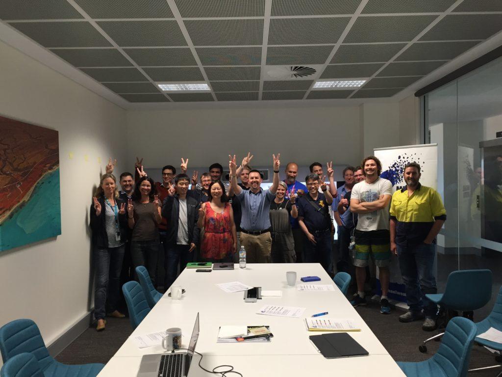 CSIRO Oceans & Atmosphere Team, UWA, Perth WA