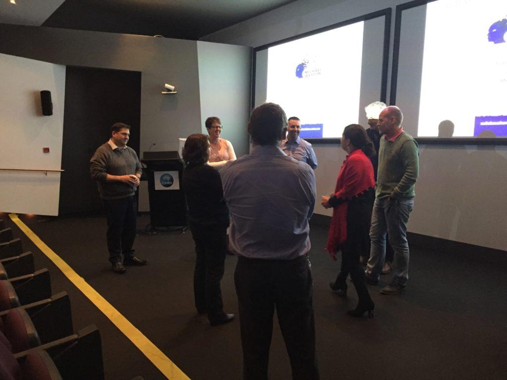 CSIRO Australian Resources Research Centre (ARRC), Curtin University, Kensington WA