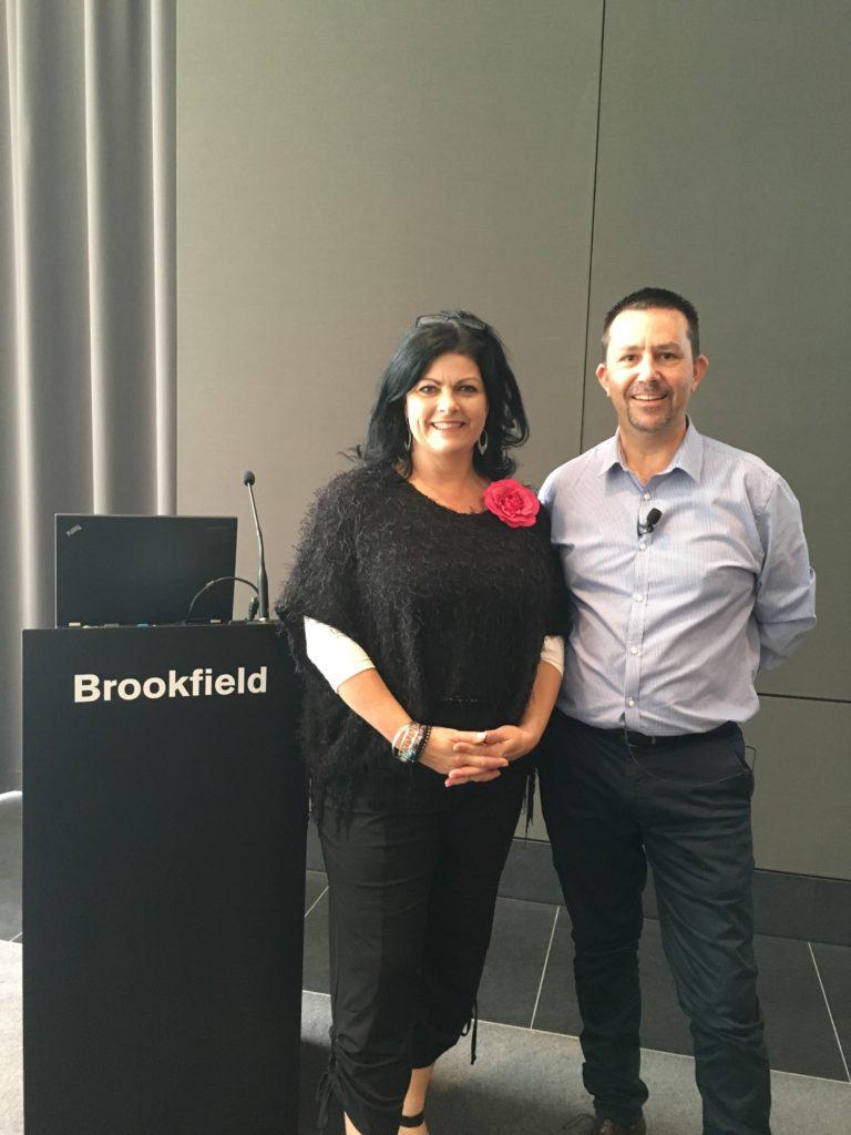 Sue Kane (Manager Operations), Brookfield Properties WA