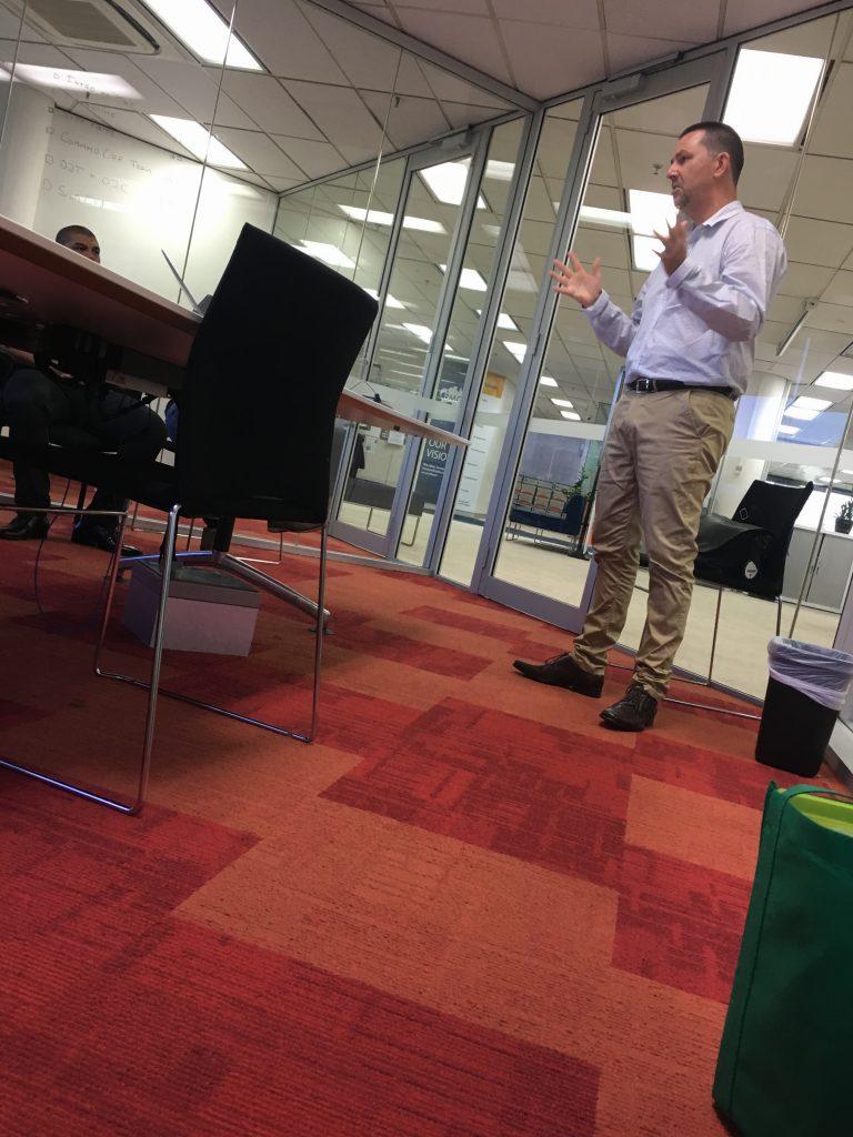 FMG Christmas Creek Leadership Sessions, East Perth WA