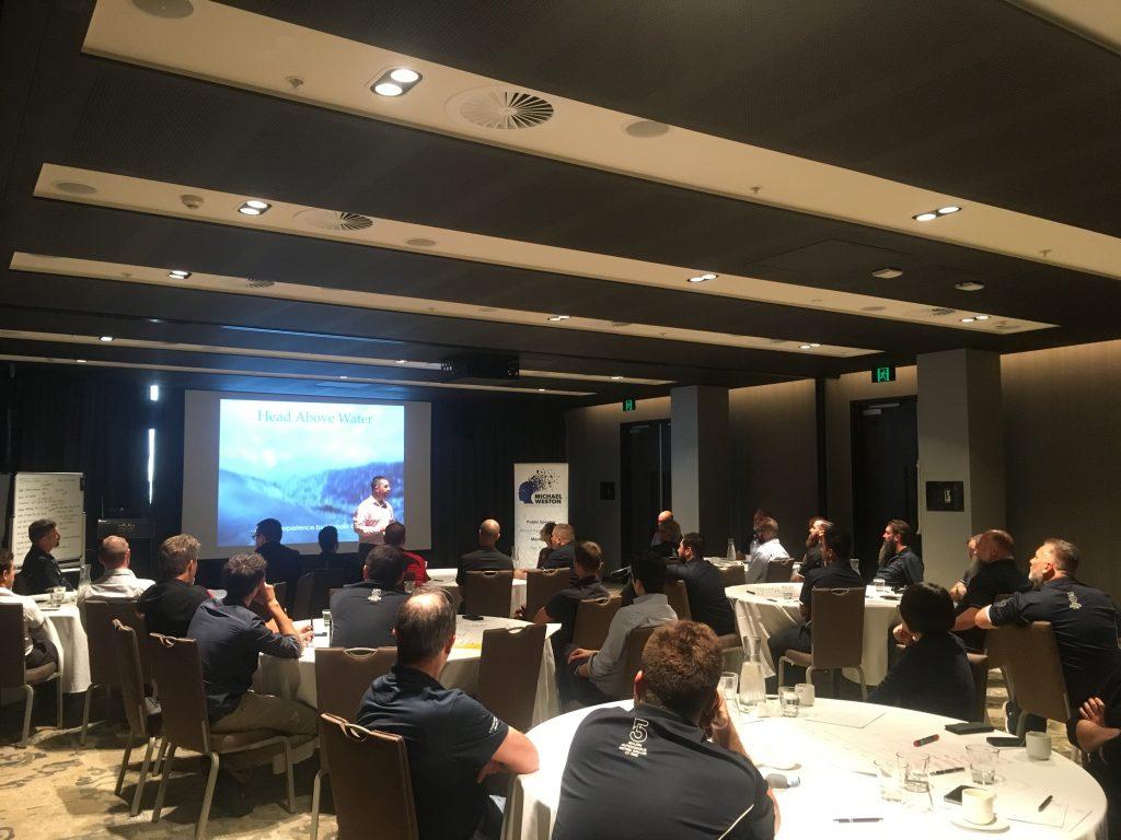 Rio Tinto Mining Technology Team Day, The Melbourne Hotel, Perth WA.