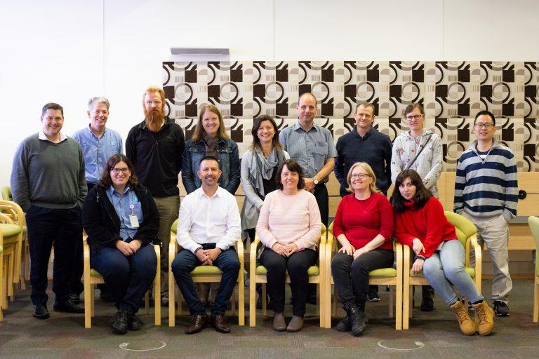CSIRO team at Curtin University, Waterford