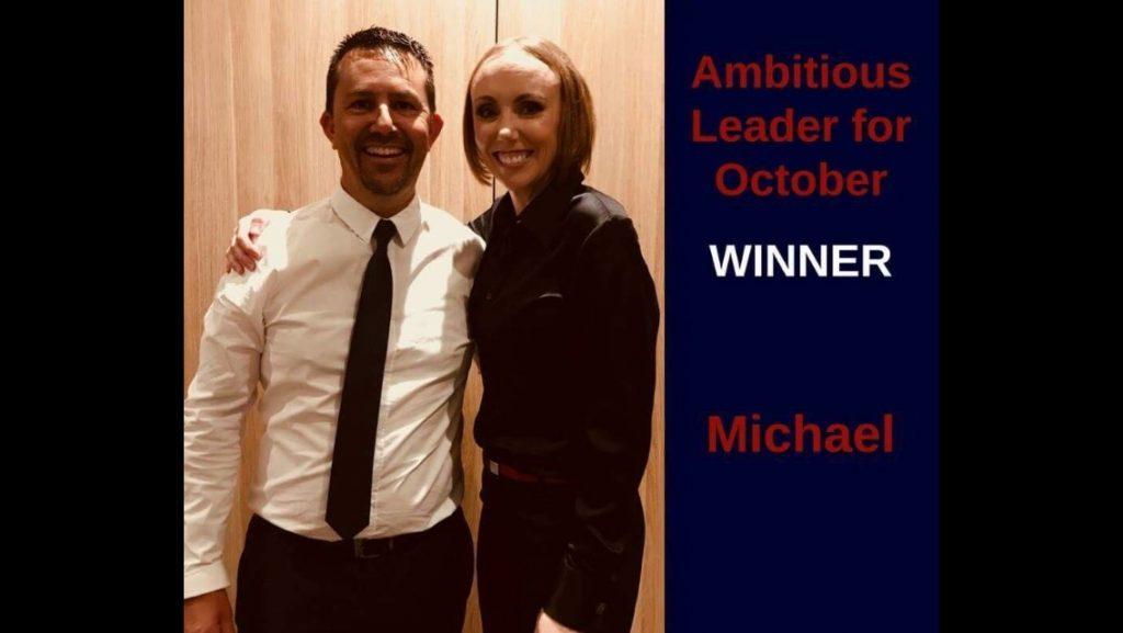 Ambitious Leaders Networks Katie-Jeyn Romeyn, Perth WA