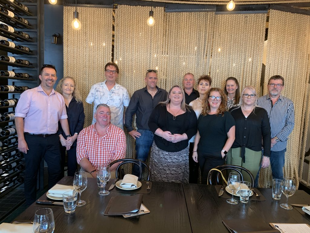 CNBSafe Safety Speakers annual luncheon, Melbourne VIC