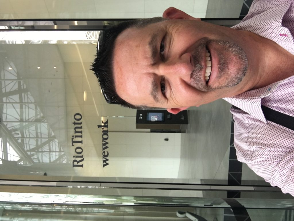 Rio Tinto West Angelas Leadership Talks, Perth WA